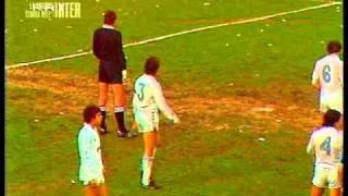 Inter vs. Real Madrid (2:0) Highlights 1985 - 1° tempo