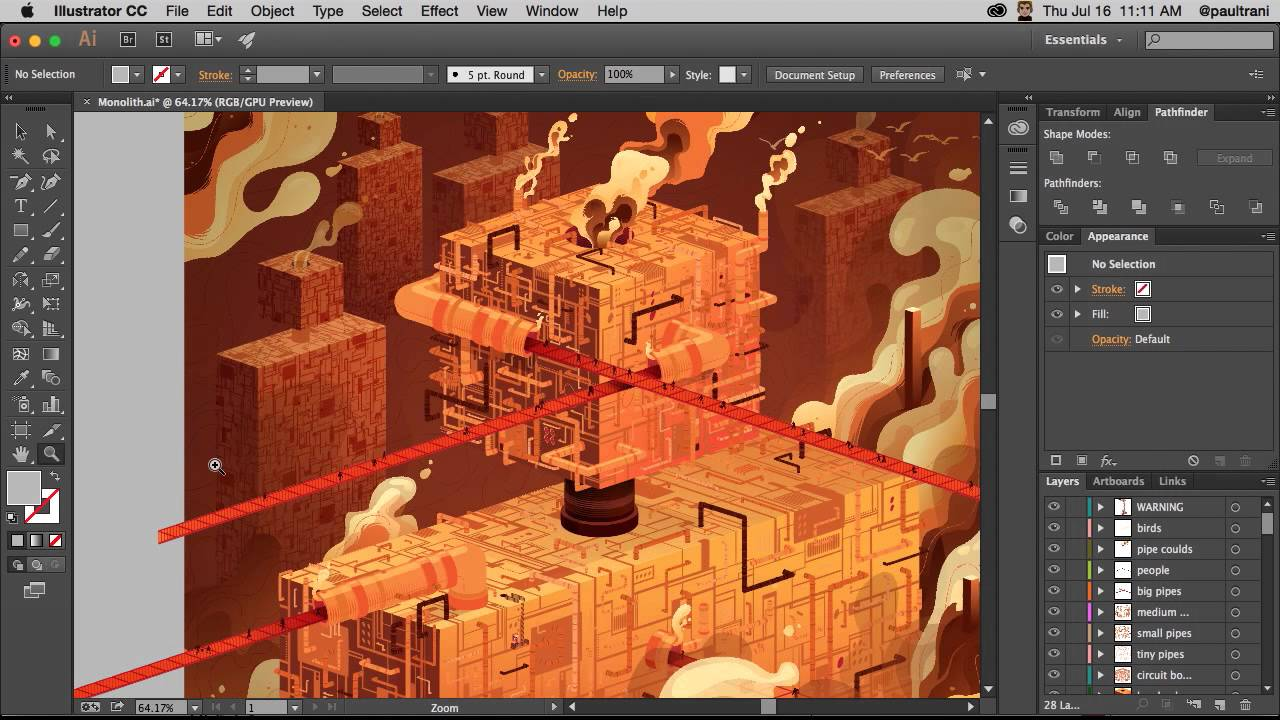 How to Boost Illustrator Performance