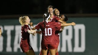 No. 1 seed Stanford sets NCAA single-game goals record with 15