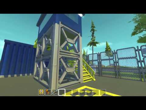 Power Plant  u0026 Bobcat   Scrap Mechanic Town Gameplay   EP 188 World Download