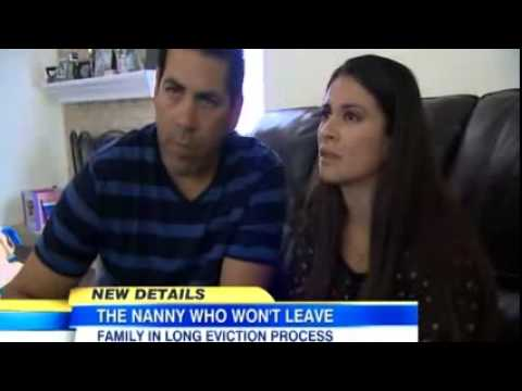 Fired Nanny Sets Conditions for Moving Out!