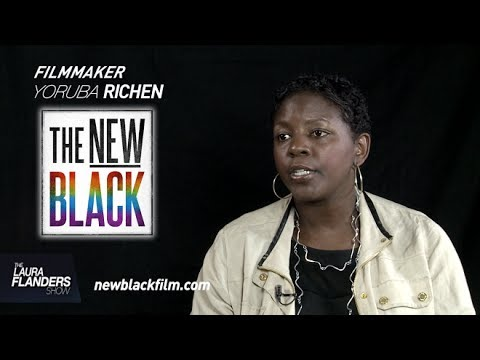 Yoruba Richen: The New Black