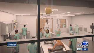 Denver Zoo Breaks Ground On New State-of-the-art Animal Hospital