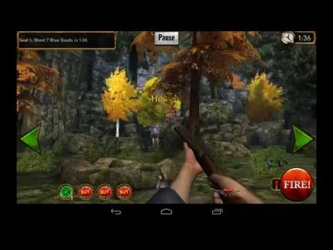 Big Game Hunter - охота на Android (обзор / review)