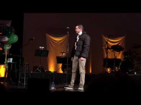 David Archuleta - Ave Maria - Sacramento VIP 12/23/16