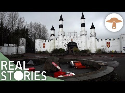 Take a Haunting Aerial Tour of an Abandoned Theme Park (Drones In Forbidden Zones) - Real Stories
