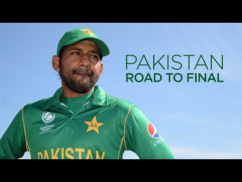 How Pakistan reached the final of Champions Trophy 2017