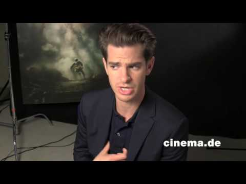 Hacksaw Ridge // Andrew Garfield // Interview // CINEMA-Redaktion