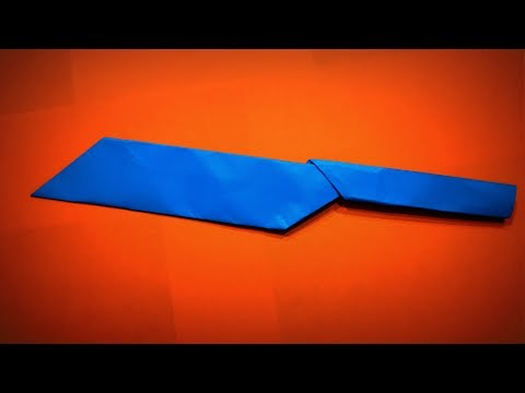 Origami Knife   How to Make a Paper Knife DIY   Easy Origami ART   Paper Crafts