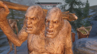 Skyrim Mod Review 114 - BEASTIE AND SLIMY ENCOUNTER - Series: Boobs and Lubes