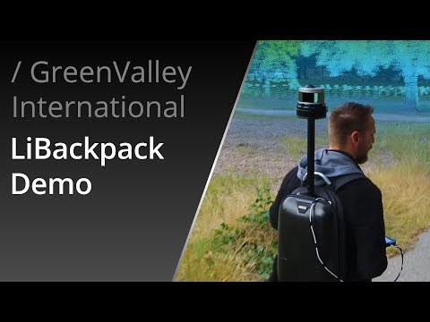 GreenValley International LiBackpack Demo
