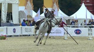 Спасская башня 2015.Испания.Spanish horse.Андалузская лошадь