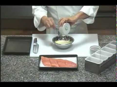 Lincoln Conveyor Oven Recipes - Salt Crusted Salmon Fillets