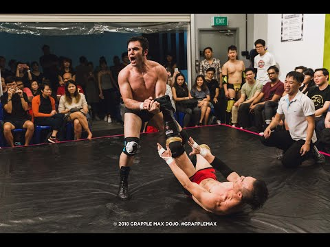 Grapple MAX Showcase 4: Nat & Greg Glorious Vs The D & Diego / Guanchulo (DDT)