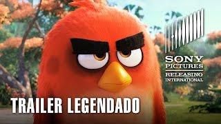 Angry Birds - O Filme | Trailer LEGENDADO
