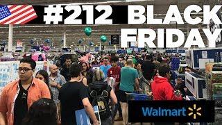 Black Friday nos EUA - Walmart de Orlando