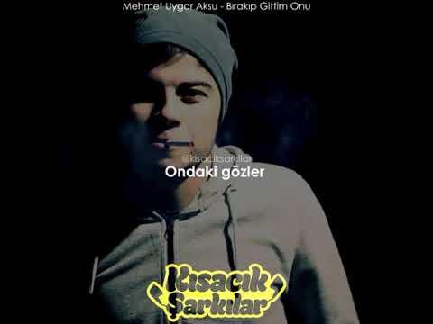 Mehmet Uygar Aksu-Bırakıp Gittim Onu