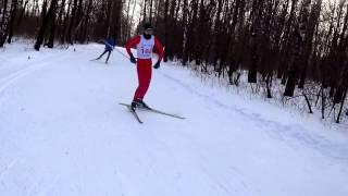 Лыжные гонки. Нормы ГТО. Коломна 2017г.