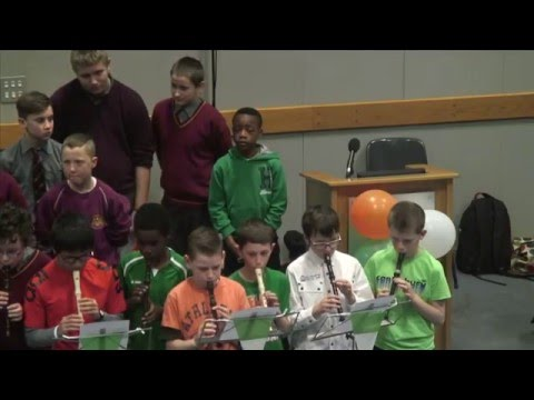 WIT 2016 Primary Schools Music Day - Day 2