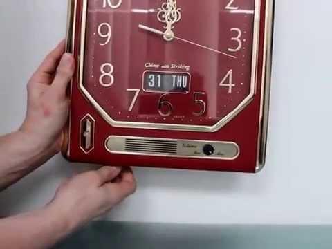 Sold Citizen Rare Dealers Display Clock Vintage