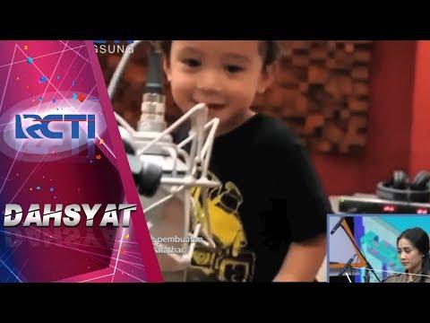 DAHSYAT - Behind The scene pembuatan lagu Rafathar [20 Juni 2017]
