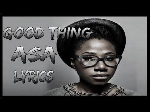 ASA- Good Thing[LYRICS] #ASA
