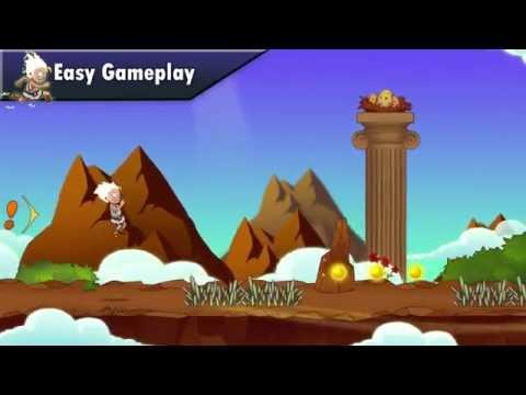 Running Gods - Android/Ios trailer
