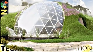 15 Eco Efficient Dome Homes | Eco Luxury Dome Homes