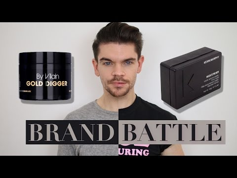 By Vilain Gold Digger vs. Kevin Murphy Night Rider  Brand Battle
