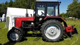 Mtz belarus 820, 921.3 tractor traktor 2017