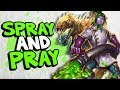 SPRAY & PRAY DRUID! | Constructed | The Boomsday Project | Hearthstone