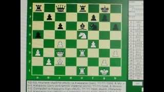 Garry Kasparov vs Deep Blue 1996 - Game 4
