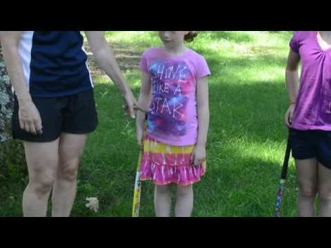 How To Size A Field Hockey Stick With Lisa Cropper