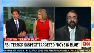 Robert Spencer on CNN on the jihad plot against Pamela Geller, June 4, 2015