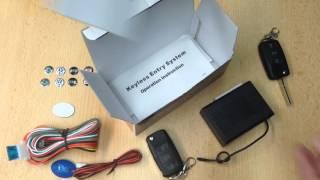 Dálkové ovládání RC01-OEM