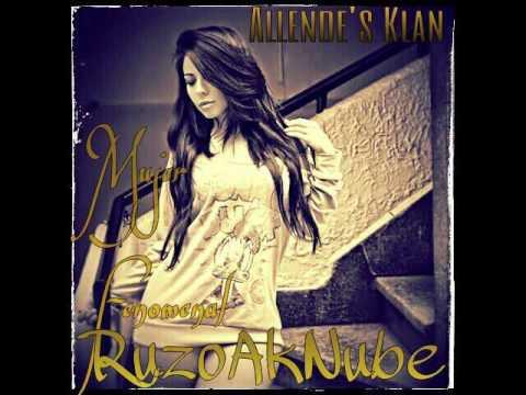 Ruzo ak nube-(mujer fenomenal) allendes klan producciones