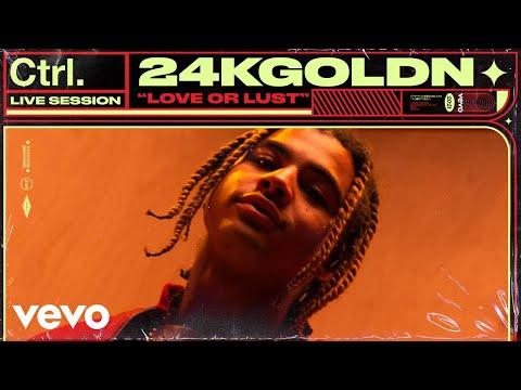 Смотреть клип 24Kgoldn - Love Or Lust