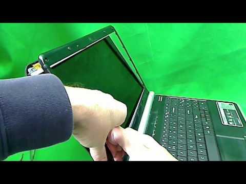 Gateway NV53 Laptop Screen Replacement Procedure