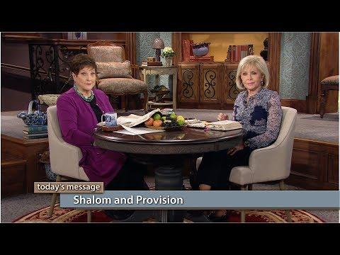 Shalom and Provision