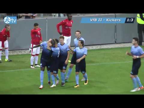 Regionalliga Südwest, 10. Spieltag: VfB Stuttgart II vs. Stuttgarter Kickers