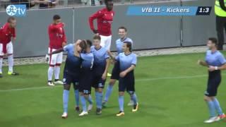 regionalliga sdwest 10 spieltag vfb stuttgart ii vs stuttgarter kickers