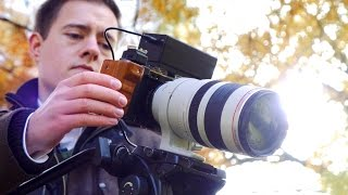 Canon 100-400mm: Best telephoto lens for video?(Moritz shares his thoughts about the