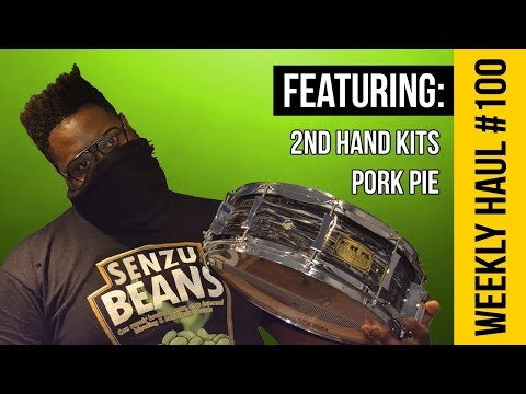 2nd Hand Kit - Pork Pie Made In USA Custom Shell Pack in Black Oyster | Weekly #100