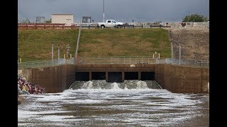 Houston mayor faults Army Corps on water releases