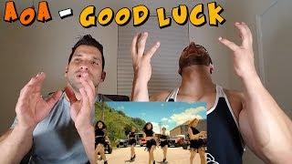 AOA - Good Luck [REACTION]