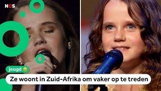 Hoe is het nu met Amira, die Holland's Got Talent won?