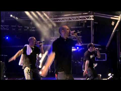 HABLANDO EN PLATA feat. SHABU - WHATCHA MOUTH LIVE (CANAL BOA)