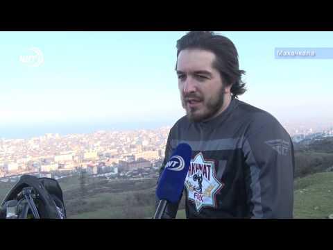 Дагестанец совершит прыжок в Сулакский каньон на мотоцикле