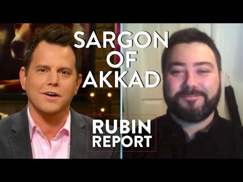 Sargon of Akkad and Dave Rubin: Gamergate, Feminism, Regressive Left (Full Interview)
