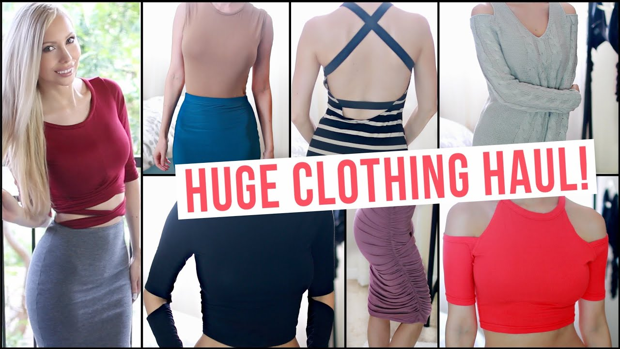 823dac12733 Fall Clothing Haul 2015 TRY ON ☆ Forever 21